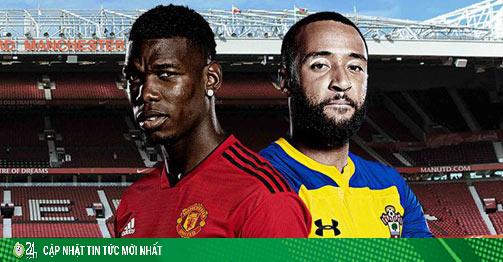 Nhận định bóng đá MU – Southampton: Sáng cửa top 3, cảnh giác kỳ đà cản mũi