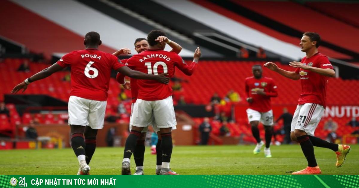 Trực tiếp bóng đá MU - Southampton: Quyết giật 3 điểm, bay vào top 3