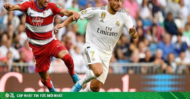 Trực tiếp bóng đá Granada - Real Madrid: Thắng để tiến sát ngôi vương