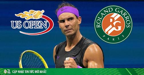 Nadal có thể bỏ US Open: Vì Roland Garros và siêu kỳ...
