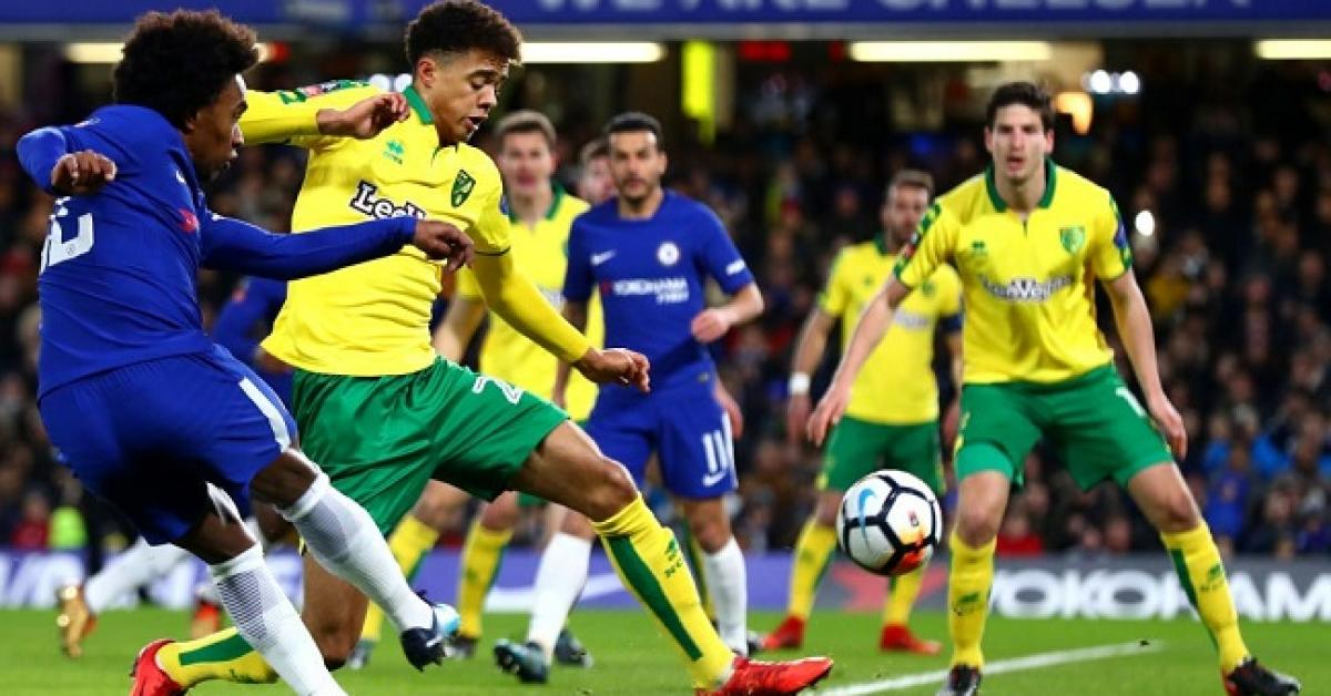 Lịch trực tiếp bóng đá và link xem trực tiếp hôm nay: Chelsea đấu Norwich xem kênh nào?