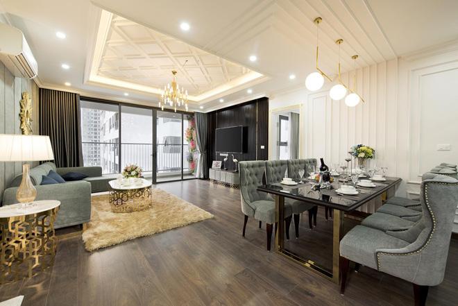 Steallar Garden: Thả sức sáng tạo với không gian căn hộ không cột lên tới 150m2 hiếm có tại Hà Nội - 1