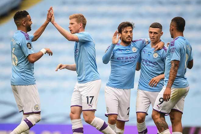 Man City thoát án của UEFA, mua luôn 5 SAO giá 200 triệu bảng