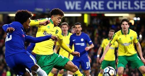 Trực tiếp bóng đá Chelsea - Norwich: Thiên thời địa lợi để củng cố top 3