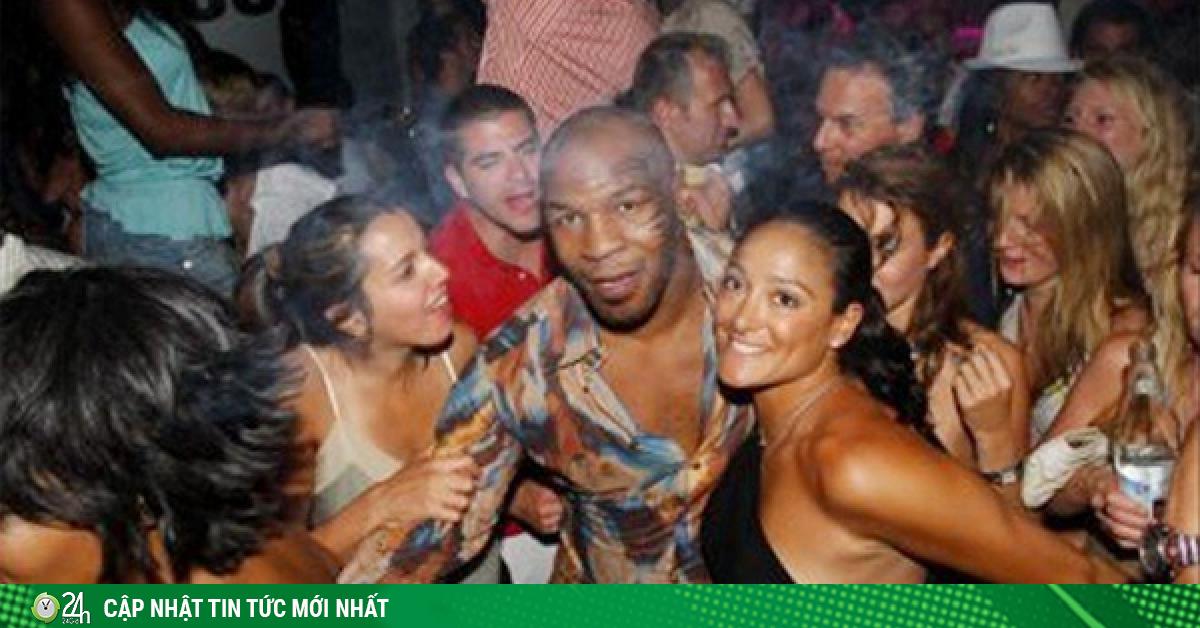 Tay chơi khét tiếng Mike Tyson trốn vợ, lừa vệ sĩ đi tìm của lạ