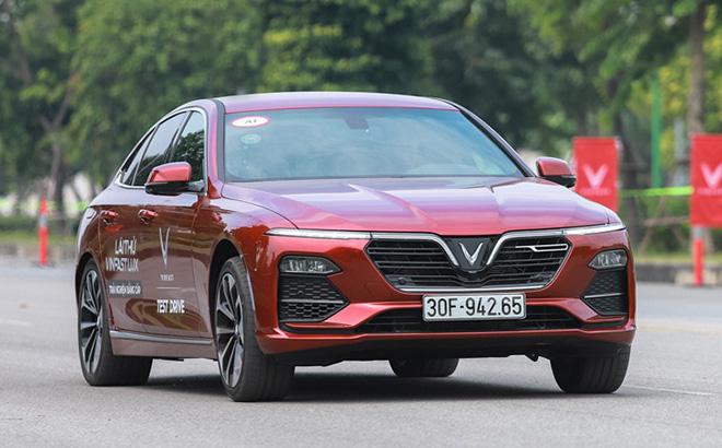 Giá xe VinFast chính thức tăng, cao nhất gần 76 triệu đồng - 1