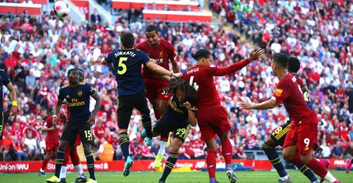 """Trực tiếp bóng đá Arsenal - Liverpool: """"Pháo thủ"""" phải thắng vì hy vọng mong manh"""