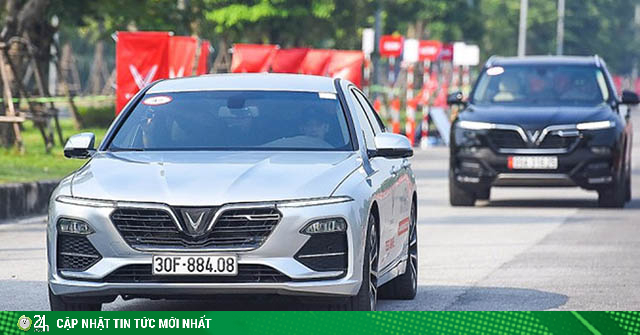 Giá xe VinFast chính thức tăng, cao nhất gần 76 triệu đồng