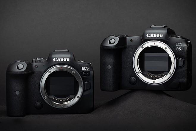 Canon giới thiệu bộ đôi EOS R5 và R6 chụp ảnh nhanh nhất thế giới - 2