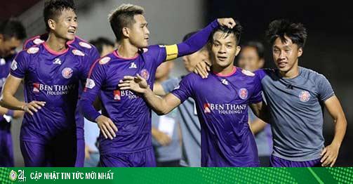 Có một Leicester City phiên bản Việt Nam