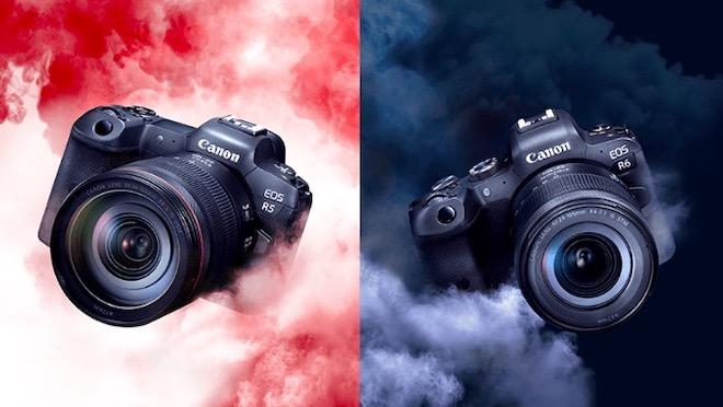 Canon giới thiệu bộ đôi EOS R5 và R6 chụp ảnh nhanh nhất thế giới - 1