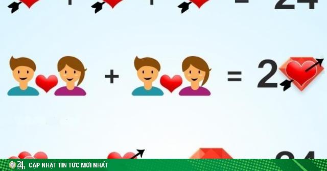 Câu đố tình yêu không chỉ dành cho những người đang yêu
