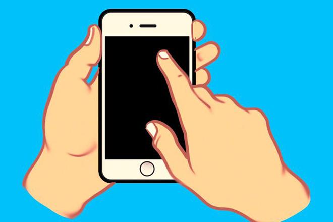Khám phá vui: Cách cầm điện thoại nói lên tính cách của bạn như thế nào - 4