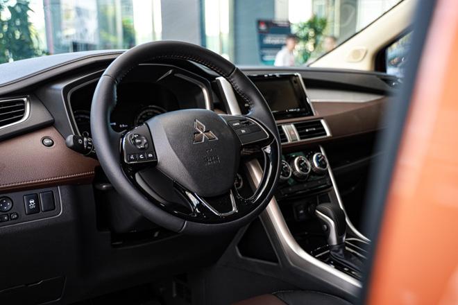 Mitsubishi Xpander Cross chính thức ra mắt thị trường Việt, có giá bán 670 triệu đồng - 8