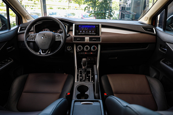 Mitsubishi Xpander Cross chính thức ra mắt thị trường Việt, có giá bán 670 triệu đồng - 9
