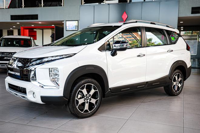Mitsubishi Xpander Cross chính thức ra mắt thị trường Việt, có giá bán 670 triệu đồng - 1