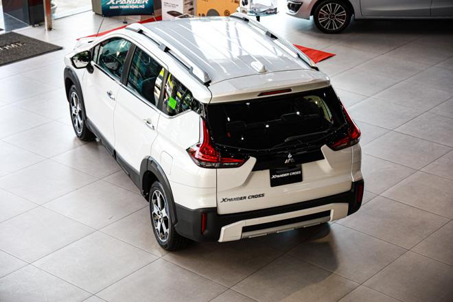 Mitsubishi Xpander Cross chính thức ra mắt thị trường Việt, có giá bán 670 triệu đồng - 4
