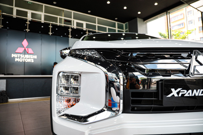 Mitsubishi Xpander Cross chính thức ra mắt thị trường Việt, có giá bán 670 triệu đồng - 5