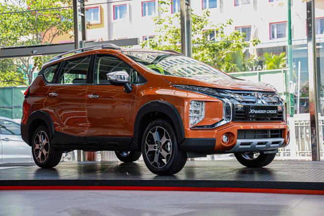 Mitsubishi Xpander Cross chính thức ra mắt thị trường Việt, có giá bán 670 triệu đồng - 2