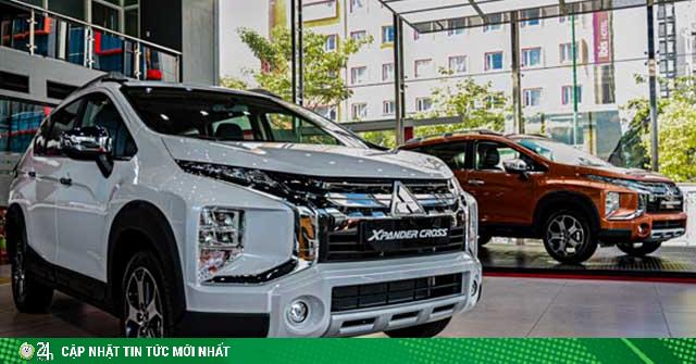 Mitsubishi Xpander Cross chính thức ra mắt thị trường Việt, có giá bán 670 triệu đồng