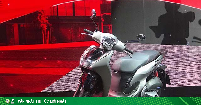 NÓNG: Honda trình làng SH Mode 2020 hoàn toàn mới