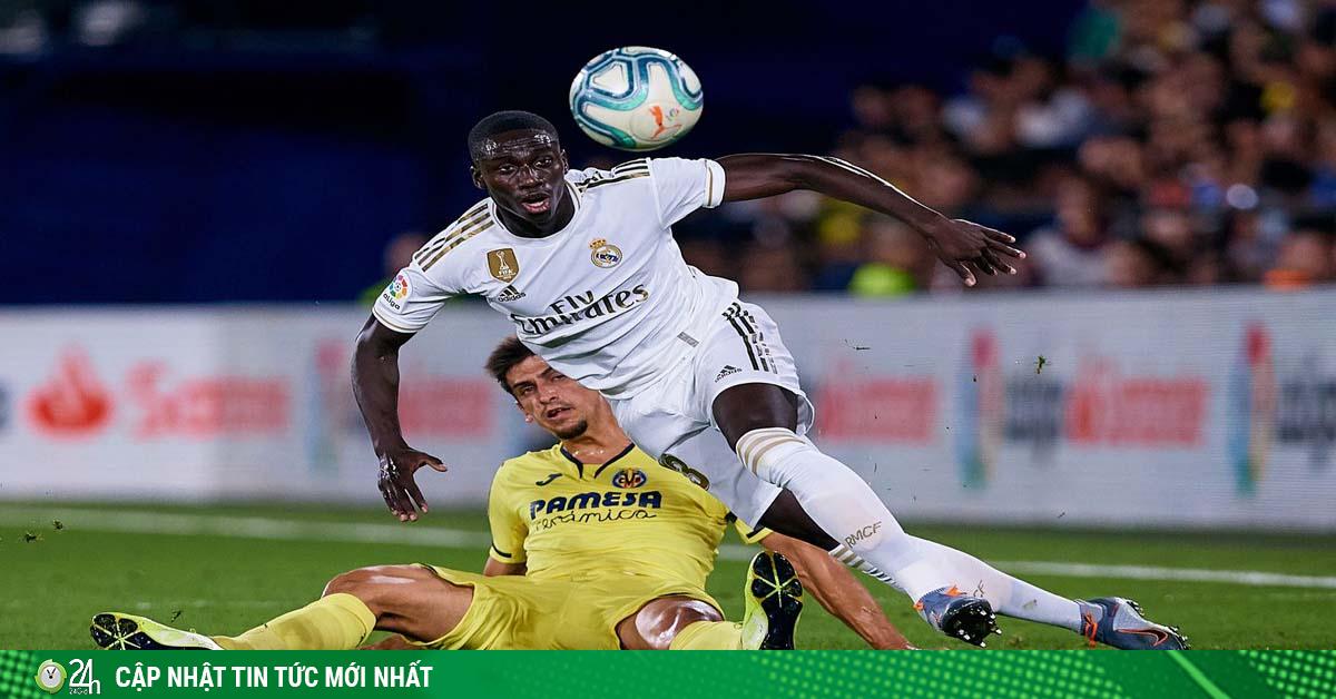 Nhận định bóng đá Real Madrid - Villarreal: Zidane trổ tài, nhà vua mới đăng quang