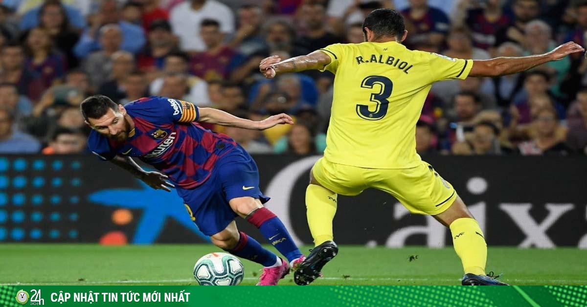 Nhận định bóng đá Barcelona - Osasuna: Messi nỗ lực, chờ Real sảy chân
