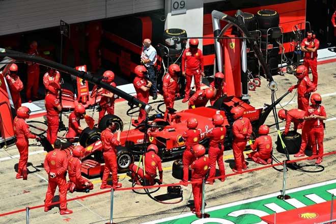 Đua xe F1, chặng Hungarian GP 2020: Xác định sức mạnh của Ferrari - 1