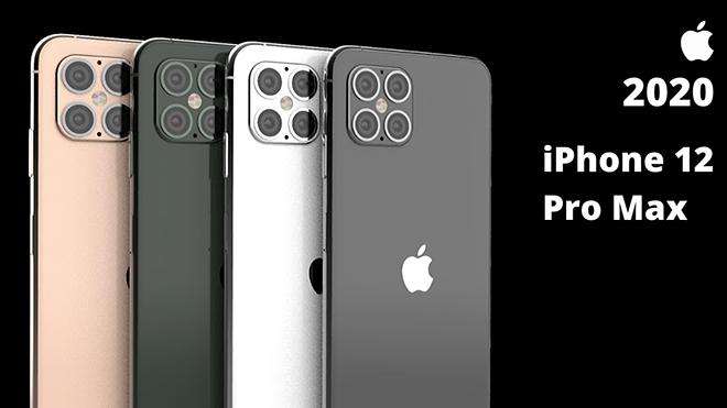"""""""Anh cả"""" iPhone 12 Pro Max khiến tất cả ngỡ ngàng trong video concept mới - 2"""