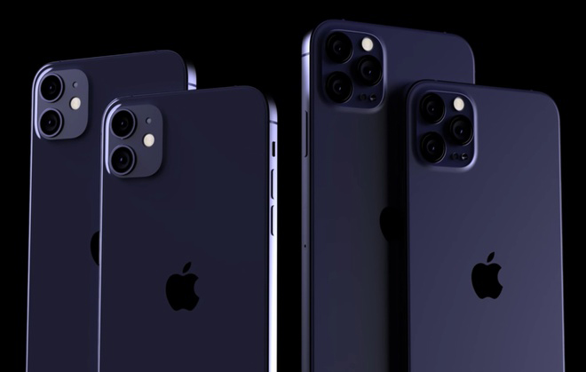 """""""Anh cả"""" iPhone 12 Pro Max khiến tất cả ngỡ ngàng trong video concept mới - 4"""