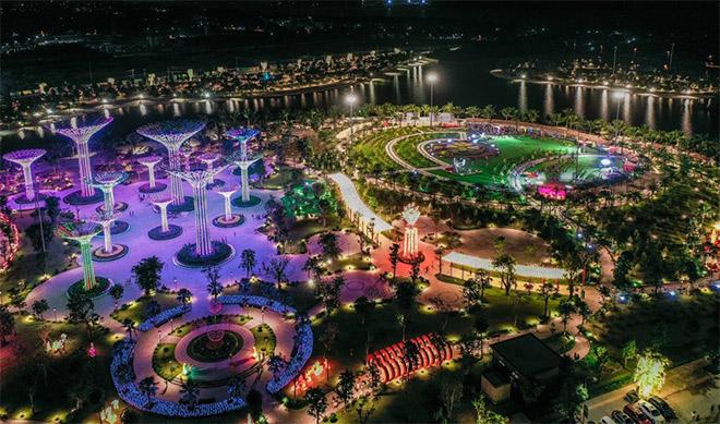 """""""Thành phố picnic"""" 36ha hấp dẫn giữa lòng Sài Gòn - 1"""