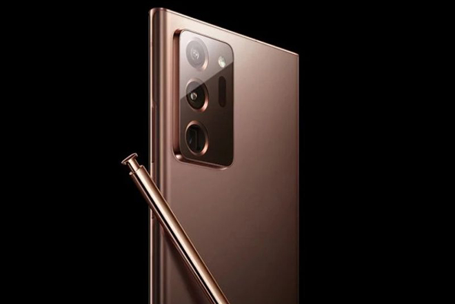 Galaxy Note20 đang trở thành chiếc smartphone gần như hoàn hảo