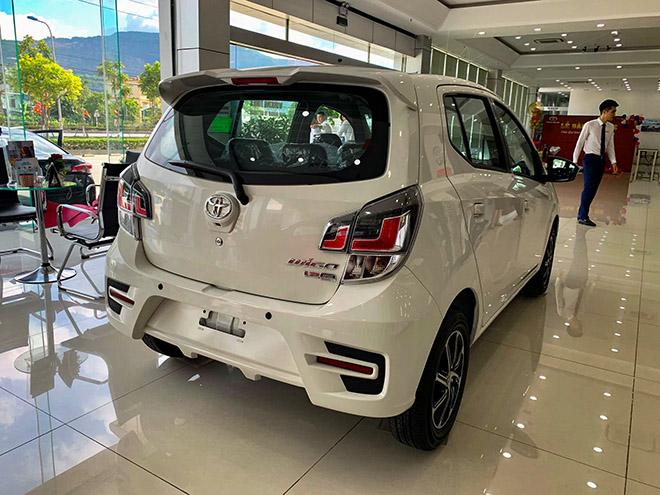 Giá lăn bánh các phiên bản xe cỡ nhỏ Toyota Wigo vừa ra mắt - 10
