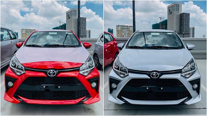 Giá lăn bánh các phiên bản xe cỡ nhỏ Toyota Wigo vừa ra mắt - 9