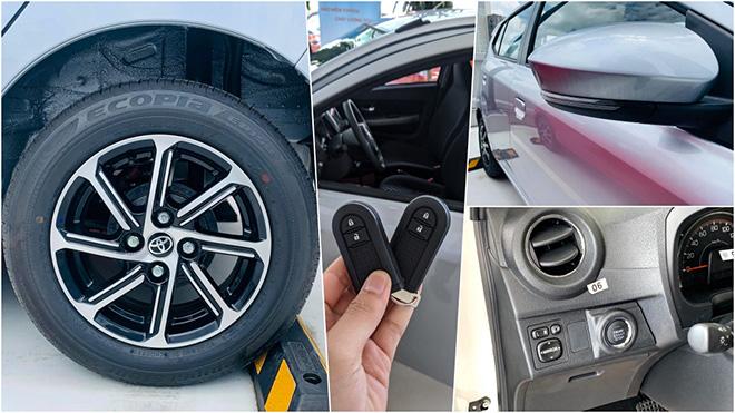 Giá lăn bánh các phiên bản xe cỡ nhỏ Toyota Wigo vừa ra mắt - 8