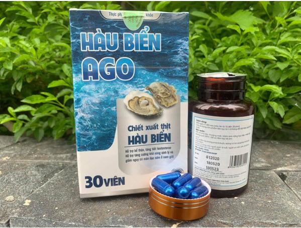 Hàu biển Ago - giải pháp hỗ trợ tăng cường sinh lý, giảm nguy cơ mãn dục sớm ở nam giới - 4