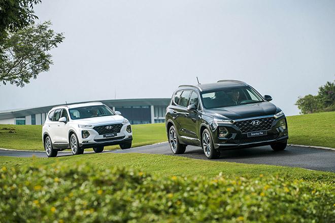 Hyundai mở rộng thời gian bảo hành cho các dòng xe SUV - 1