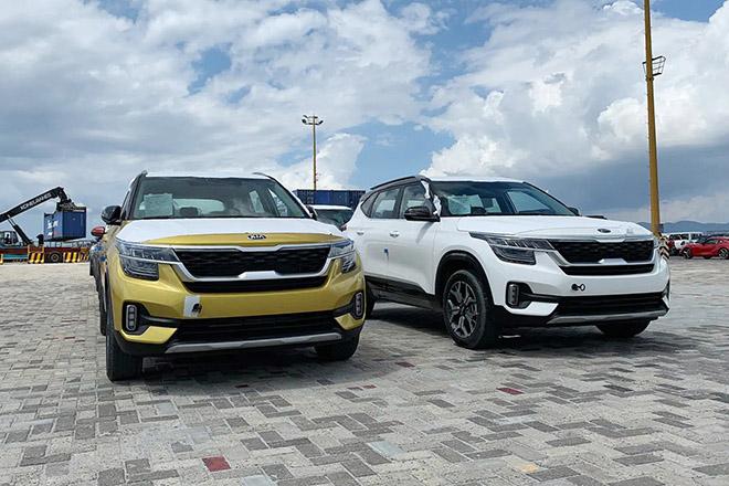 Kia Seltos chốt lịch ra mắt tại Việt Nam, được giảm 50% phí trước bạ - 1