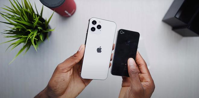"""Tổng hợp những tin đồn """"nóng"""" nhất về dòng iPhone 12 - 2"""