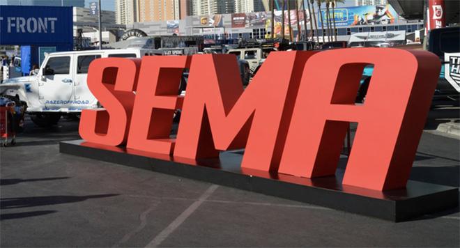 Triển lãm xe độ SEMA 2020 vẫn được diễn ra dù ảnh hưởng dịch Covid-19 - 1
