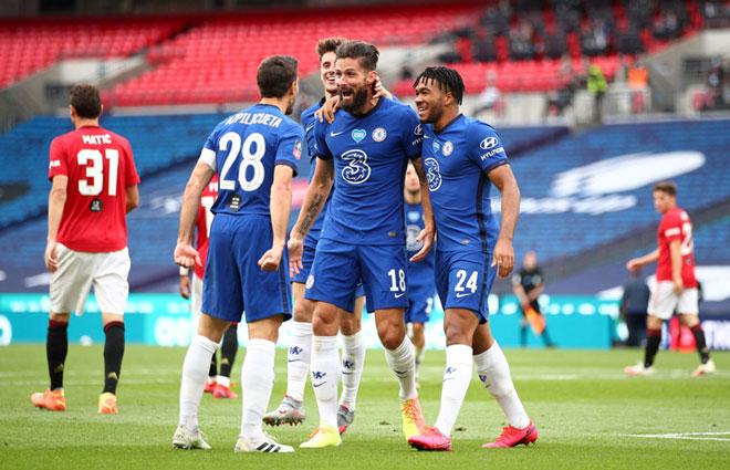 Video highlight trận MU - Chelsea: Thảm họa phòng ngự trao vé chung kết - 2