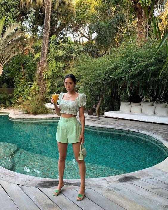 10 kiểu áo croptop gợi cảm cho mùa hè - 8