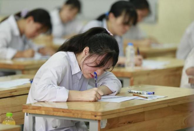"""Thi lớp 10 THPT tại Hà Nội: Phổ điểm sẽ """"rất đẹp"""" - 1"""