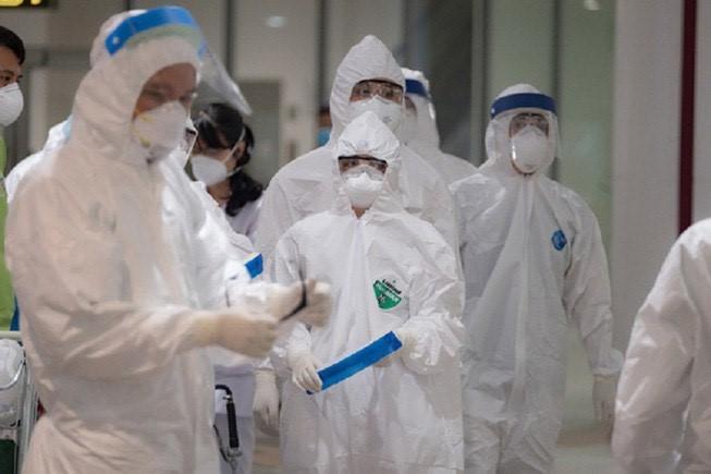 Thêm 2 ca nhiễm COVID-19 tại Việt Nam - 1