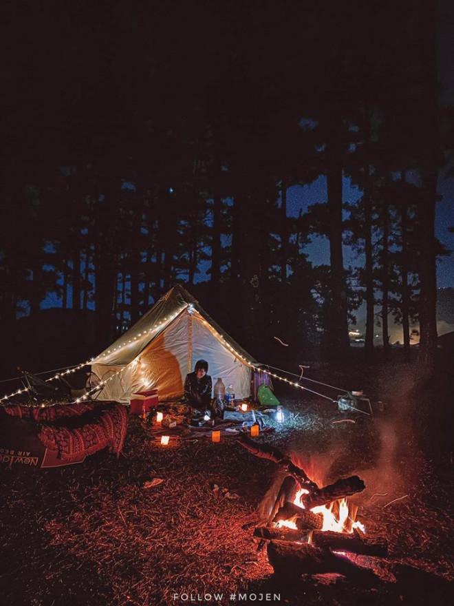 Có một góc Đà Lạt rất chill, cực phù hợp cho những buổi cắm trại cùng hội cạ cứng - 1