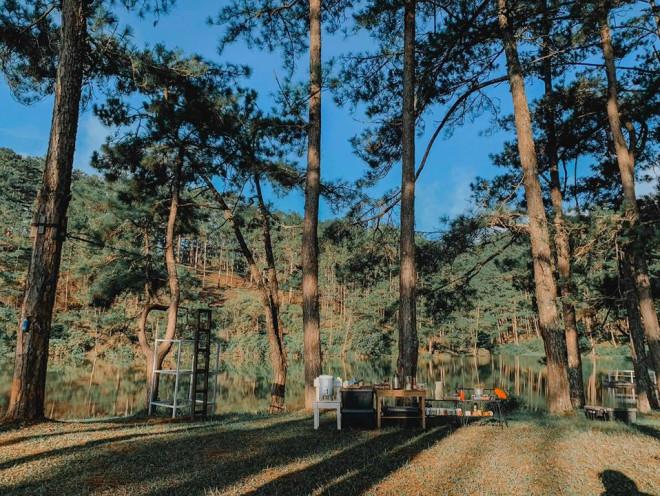 Có một góc Đà Lạt rất chill, cực phù hợp cho những buổi cắm trại cùng hội cạ cứng - 2