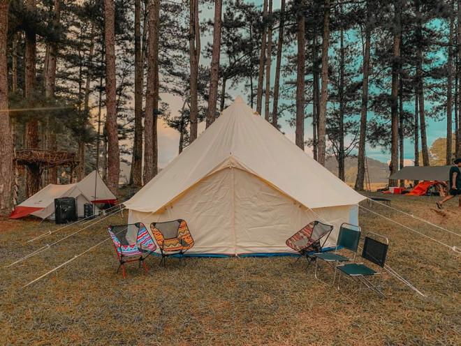 Có một góc Đà Lạt rất chill, cực phù hợp cho những buổi cắm trại cùng hội cạ cứng - 4