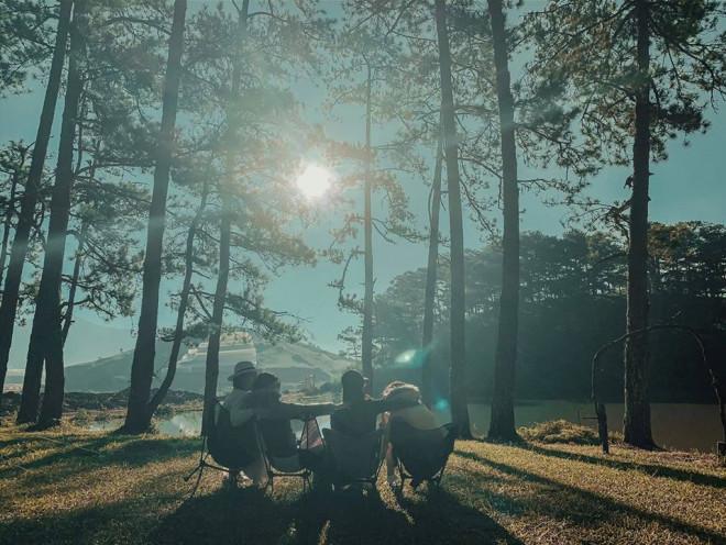 Có một góc Đà Lạt rất chill, cực phù hợp cho những buổi cắm trại cùng hội cạ cứng - 9
