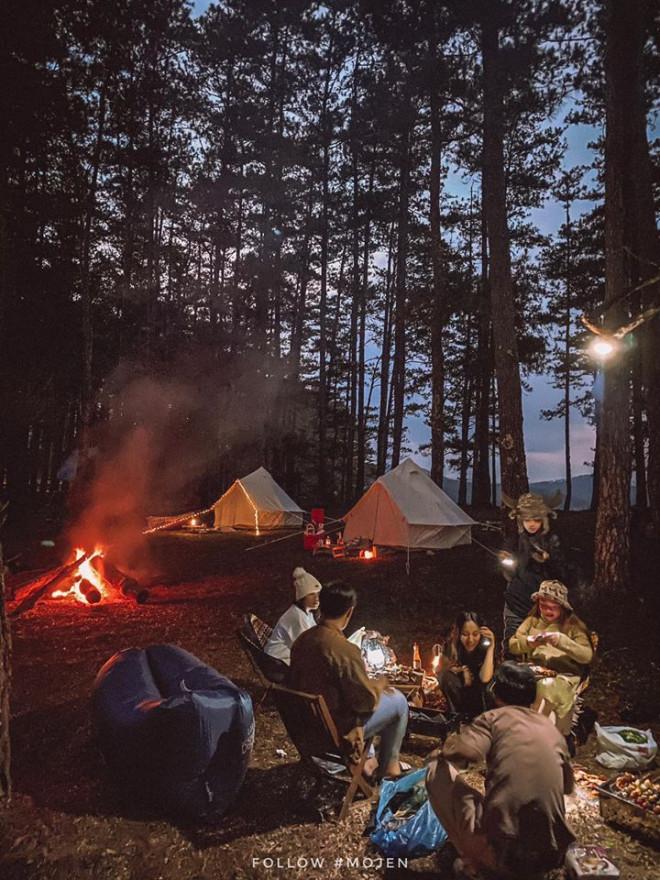 Có một góc Đà Lạt rất chill, cực phù hợp cho những buổi cắm trại cùng hội cạ cứng - 6
