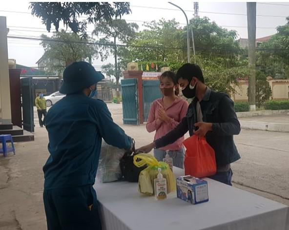 Yêu cầu những người đã đến từ TP Đà Nẵng trong vòng 14 ngày khai báo y tế - 1